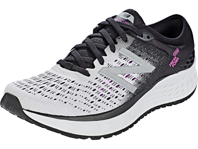 taille 40 8ed2e ab03c New Balance 1080 V9 - Chaussures running Femme - blanc/noir